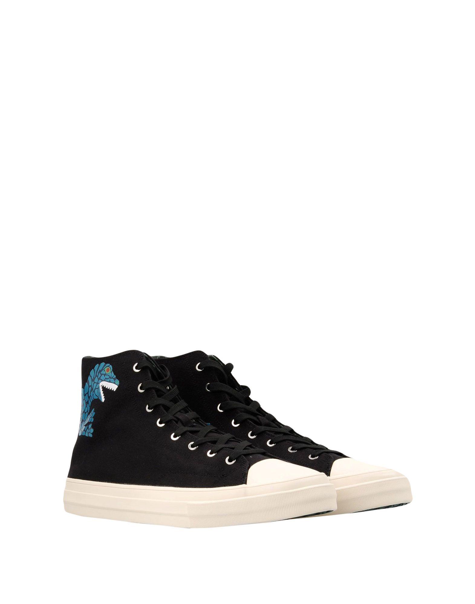 Sneakers Ps By Paul Smith Mens Shoe Kirk Black - Homme - Sneakers Ps By Paul Smith sur