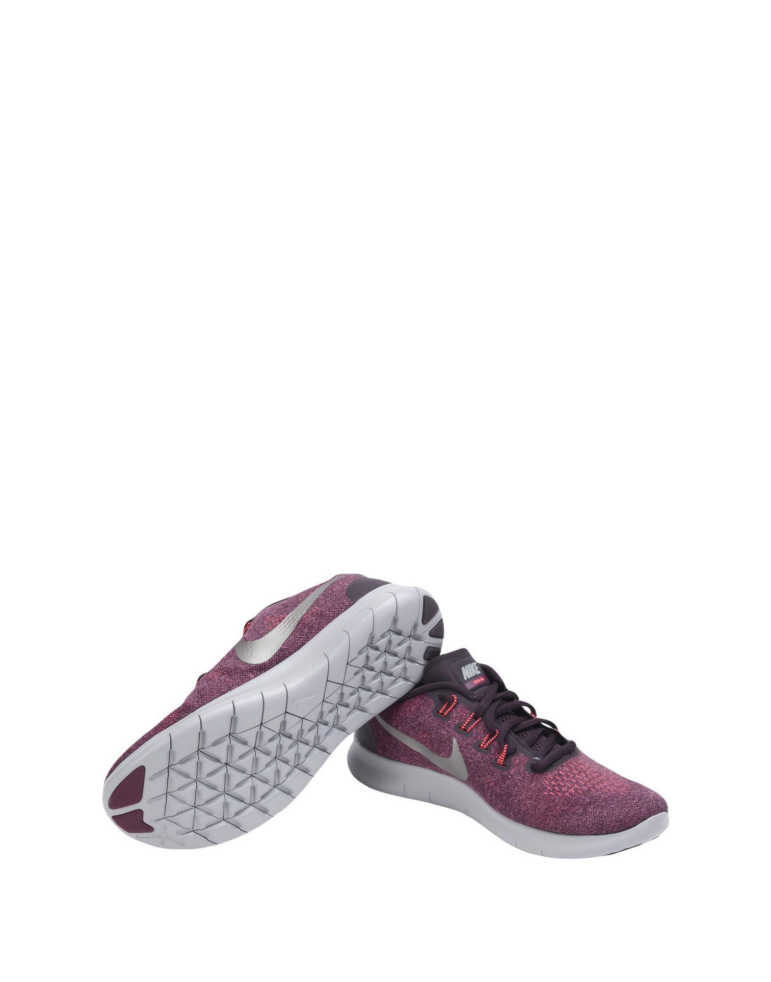 Sneakers Nike   Free Run 2017 - Femme - Sneakers Nike sur