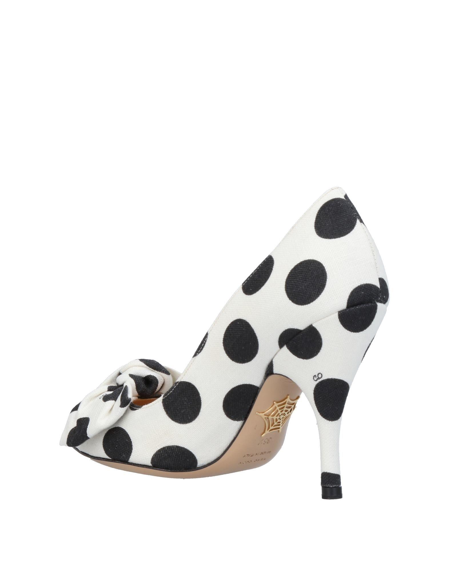 Stilvolle billige Schuhe Charlotte Olympia Pumps Damen  11442205BW