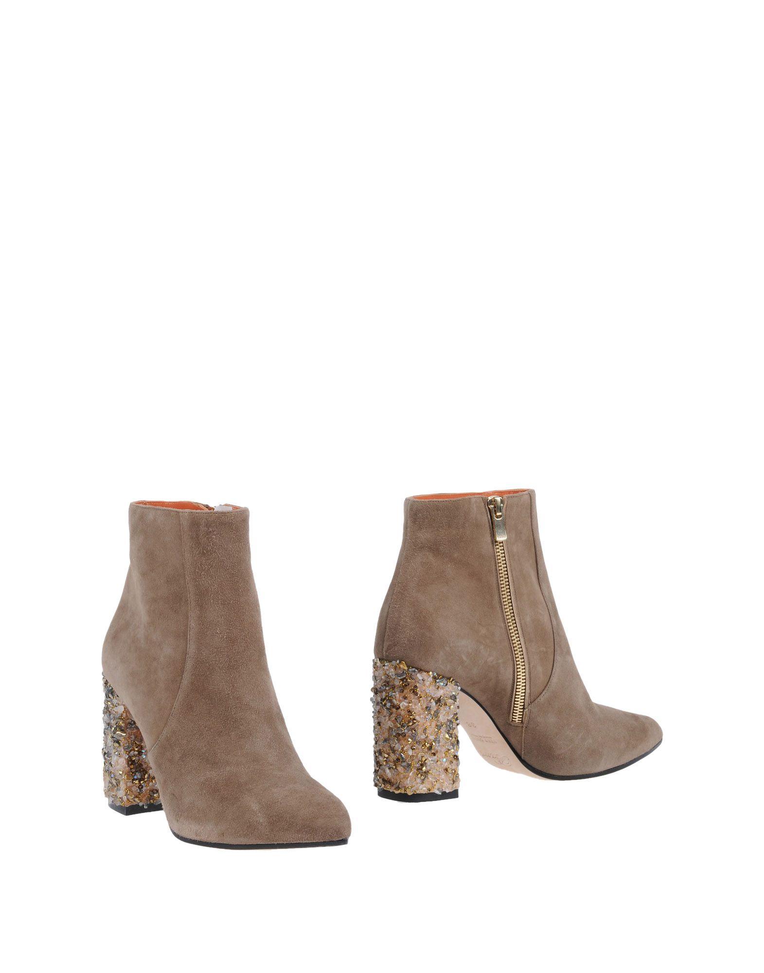 Stilvolle billige Schuhe Bams Stiefelette Damen  11442215TO