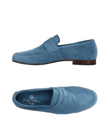 Zapatos con descuento Mocasín Andrea Vtura Firze Hombre - Mocasines Andrea Vtura Firze - 11442280FL Azul francés