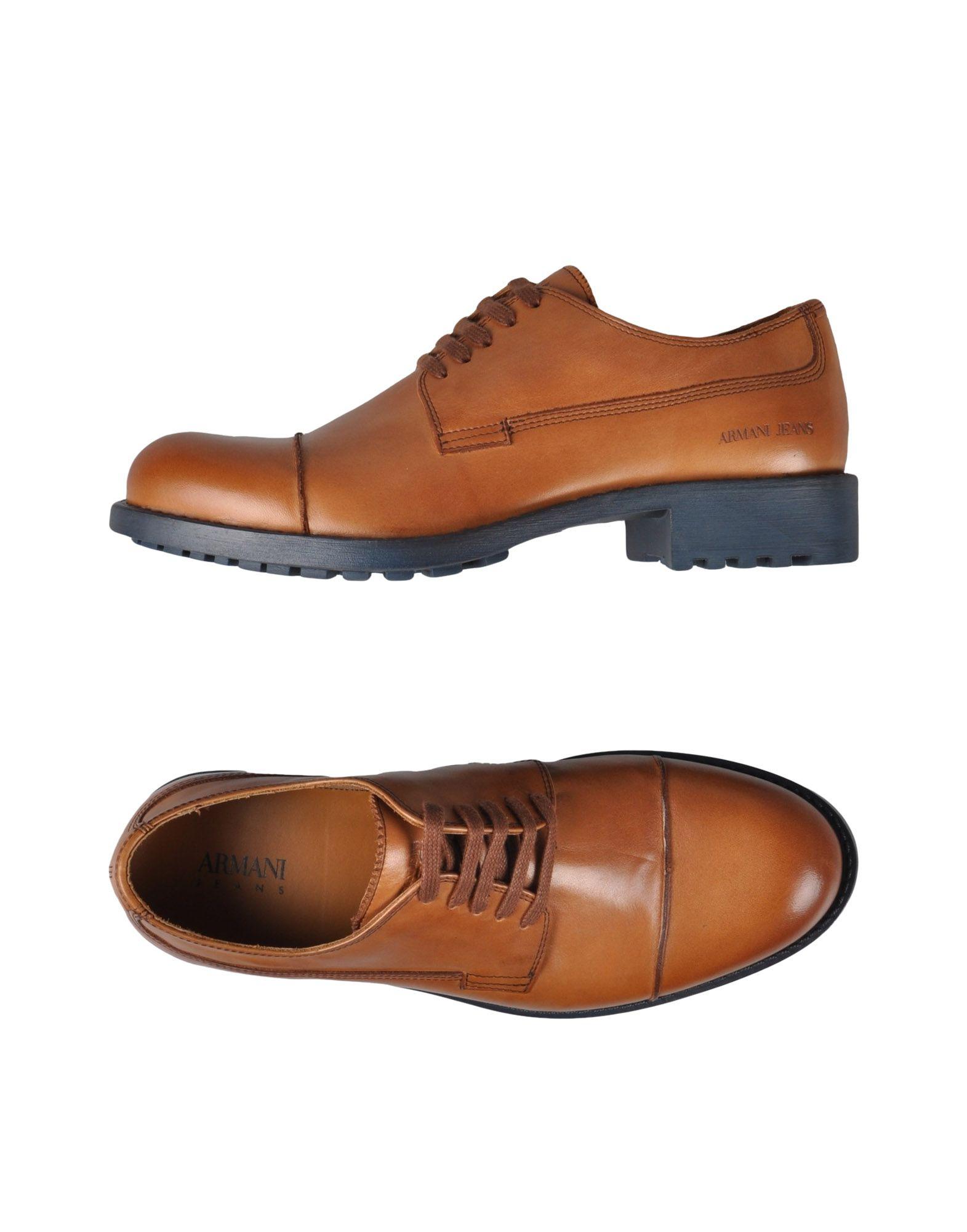 Stringate Armani Jeans herren - 11442307OI