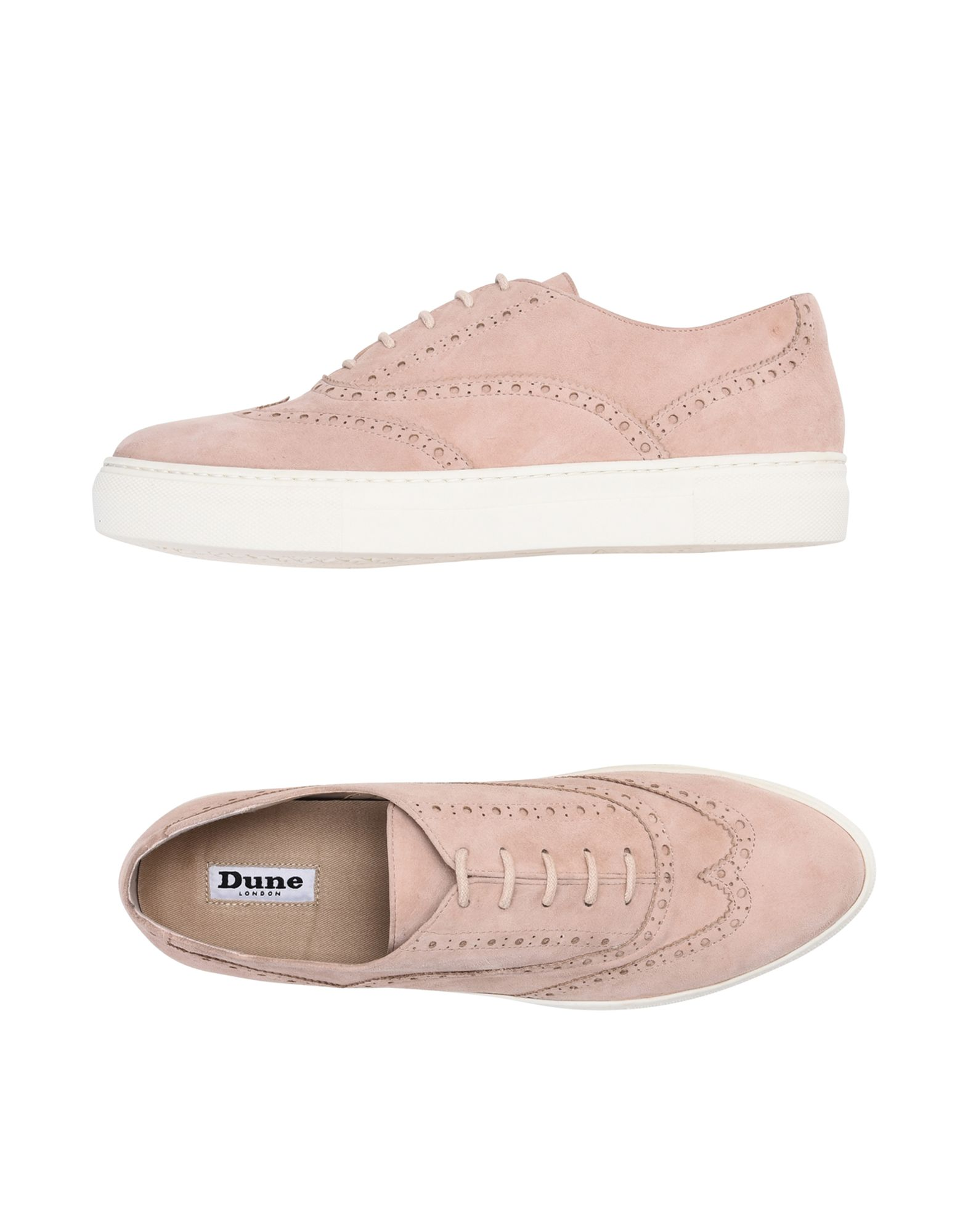 Sneakers Dune London Brogue Detail Trainer - Donna - Acquista online su