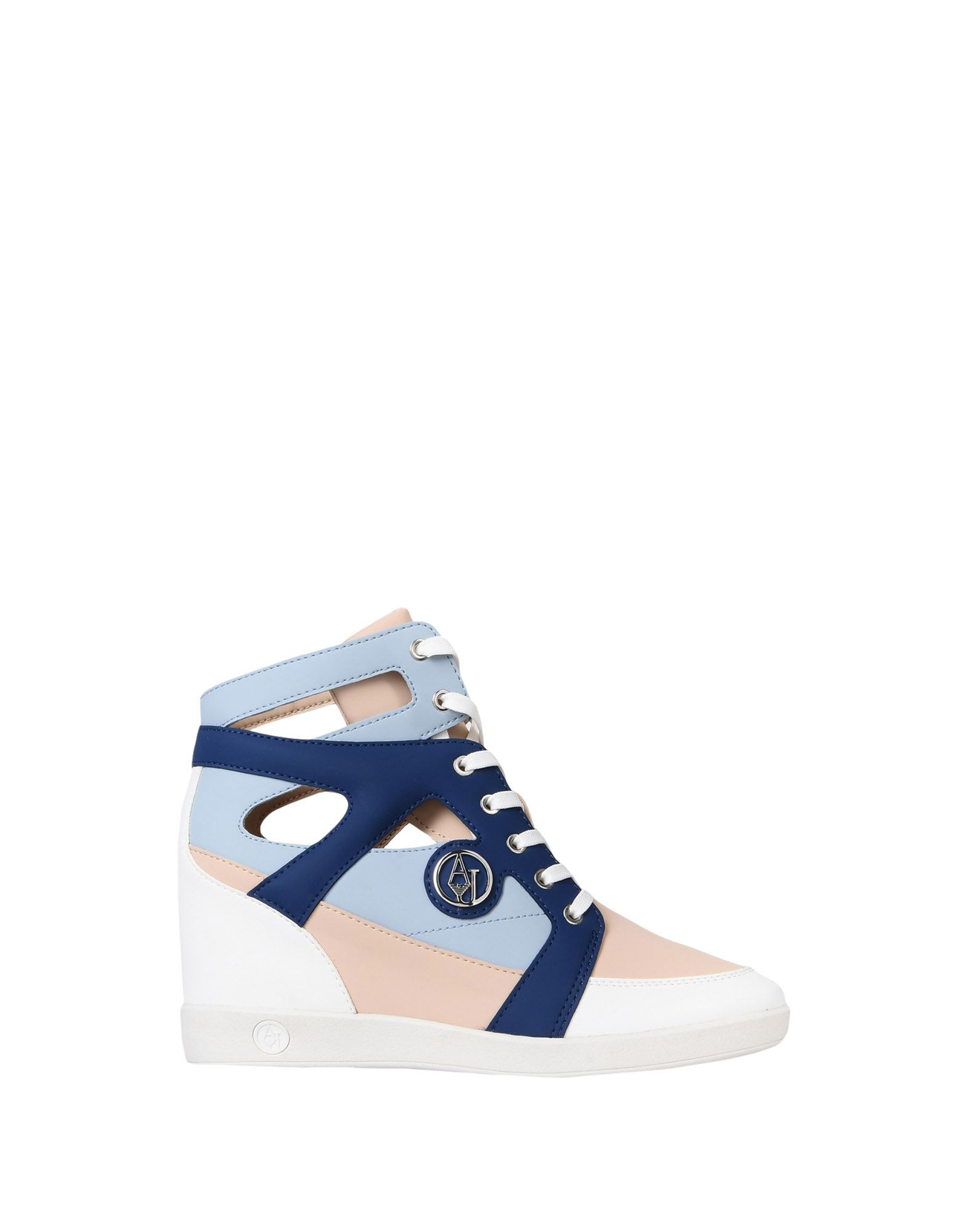 Sneakers Armani Jeans Femme - Sneakers Armani Jeans sur