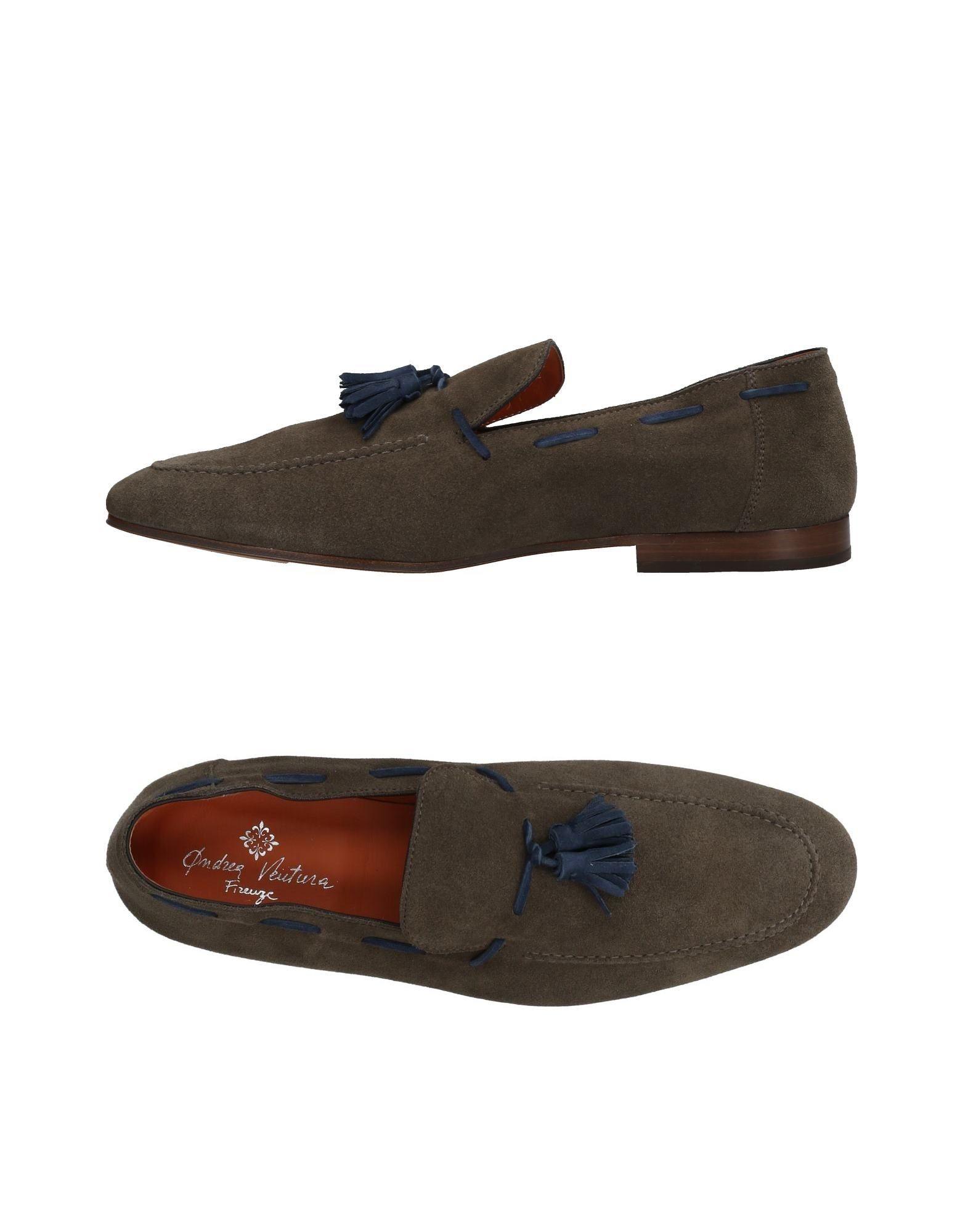 Andrea Ventura Firenze Mokassins Herren  11442446JM Neue Schuhe