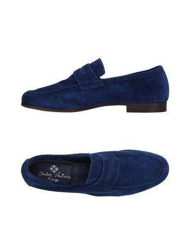 Zapatos con descuento Mocasín Andrea Vtura Firze Hombre - Mocasines Andrea Vtura Firze - 11442450KU Azul eléctrico