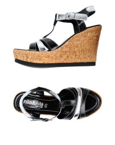 FOOTWEAR - Lace-up shoes on YOOX.COM Nila & Nila OQLC7