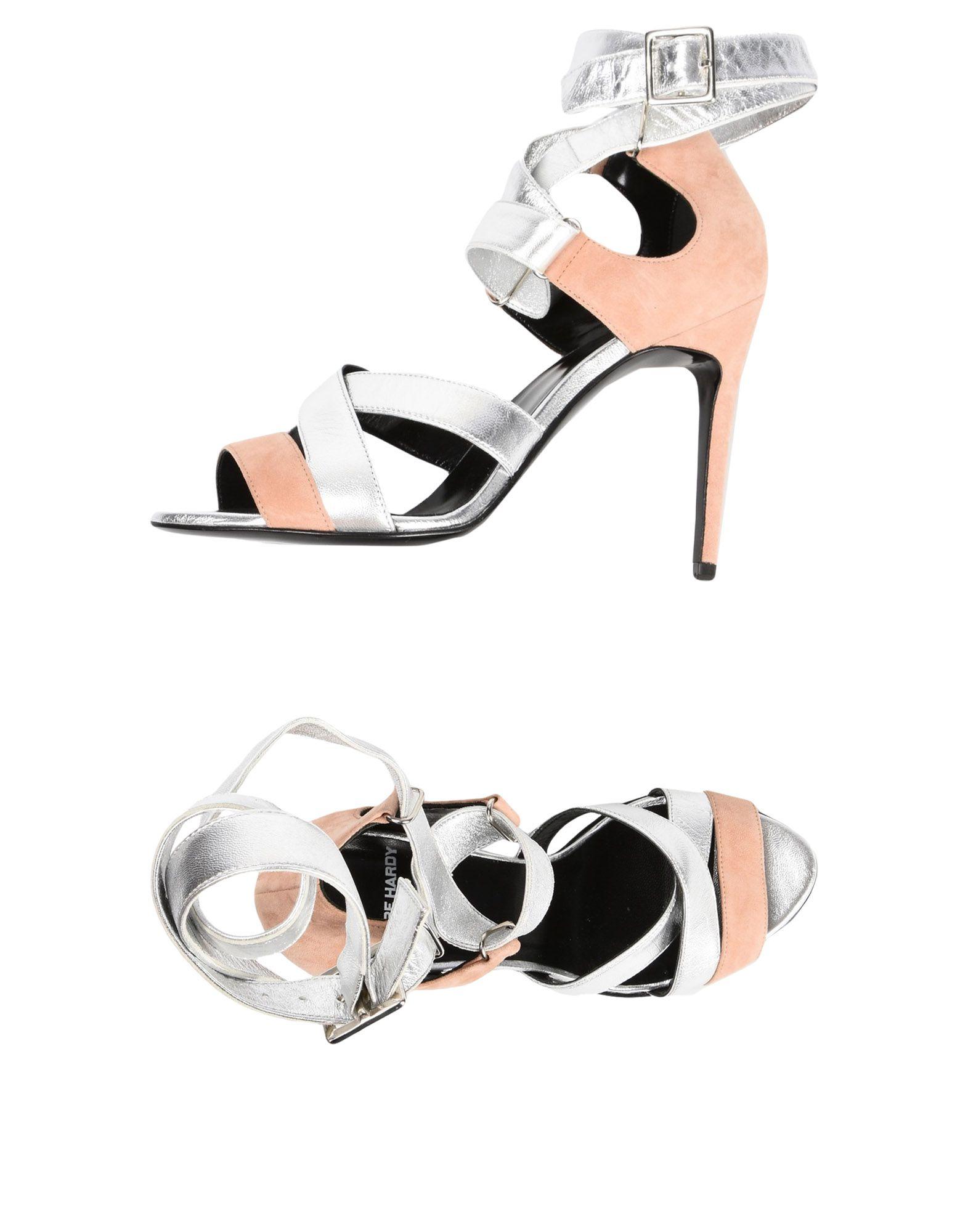 Pierre Hardy Sandalen Damen  11442607KAGut aussehende strapazierfähige Schuhe