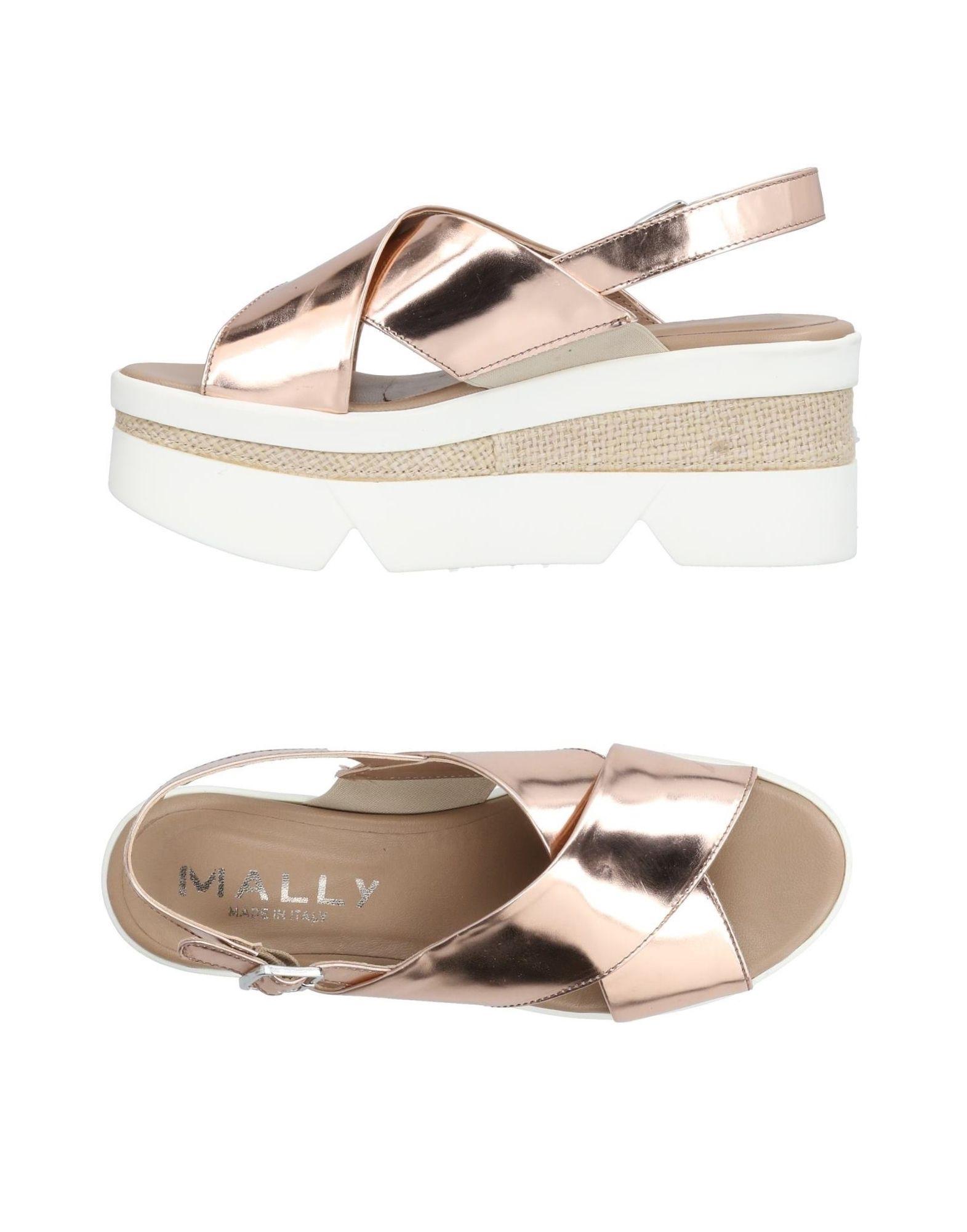 Mally Sandalen Damen  11442635CI Gute Qualität beliebte Schuhe