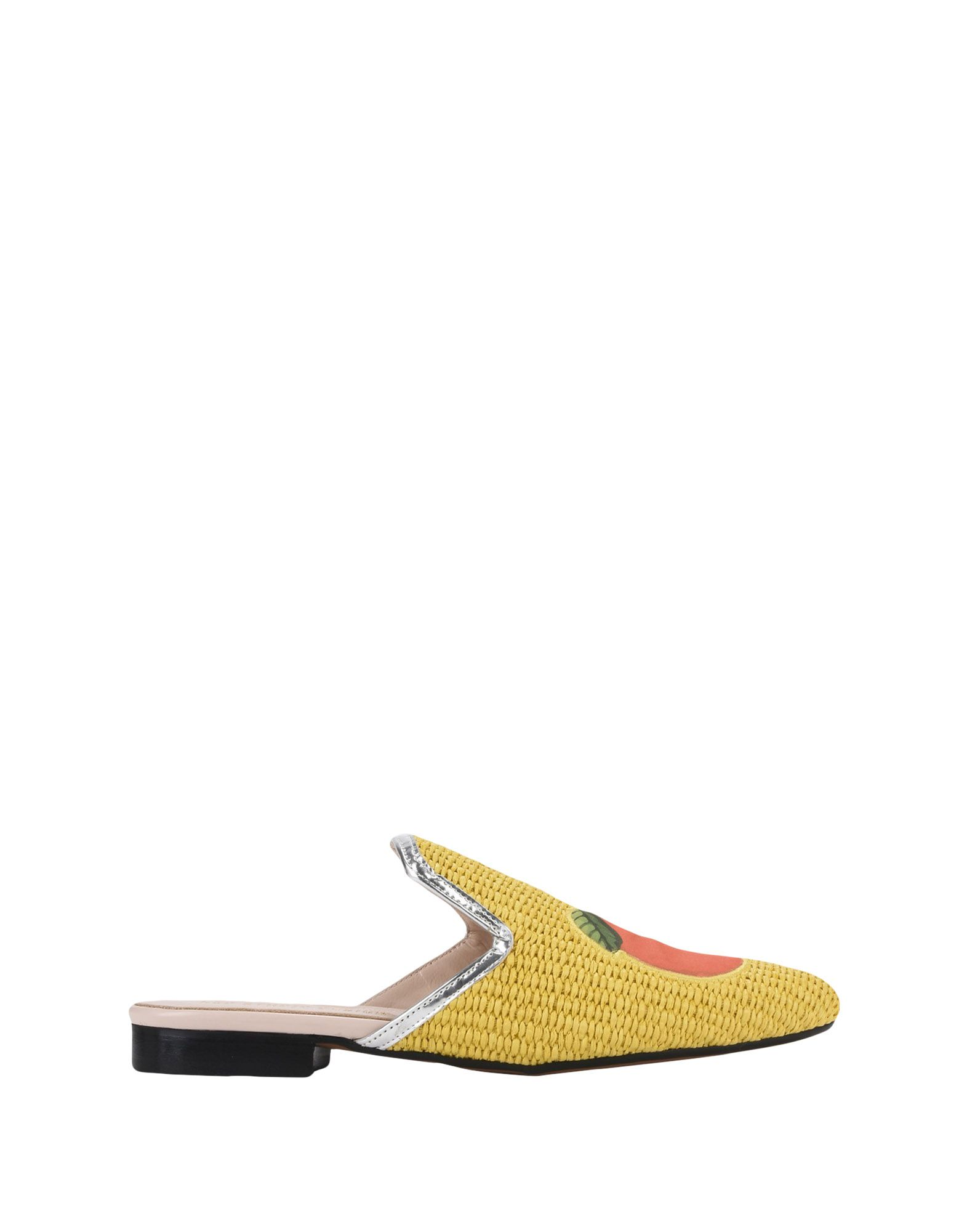 Leo Studio Design Almond beliebte Mule Rafia 11442663DQ Gute Qualität beliebte Almond Schuhe f2a419