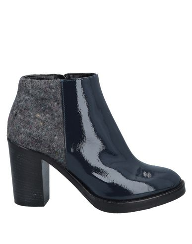 7916a11d4a89 Mcq By Alexander Mcqueen Ankle Boots In Dark Blue