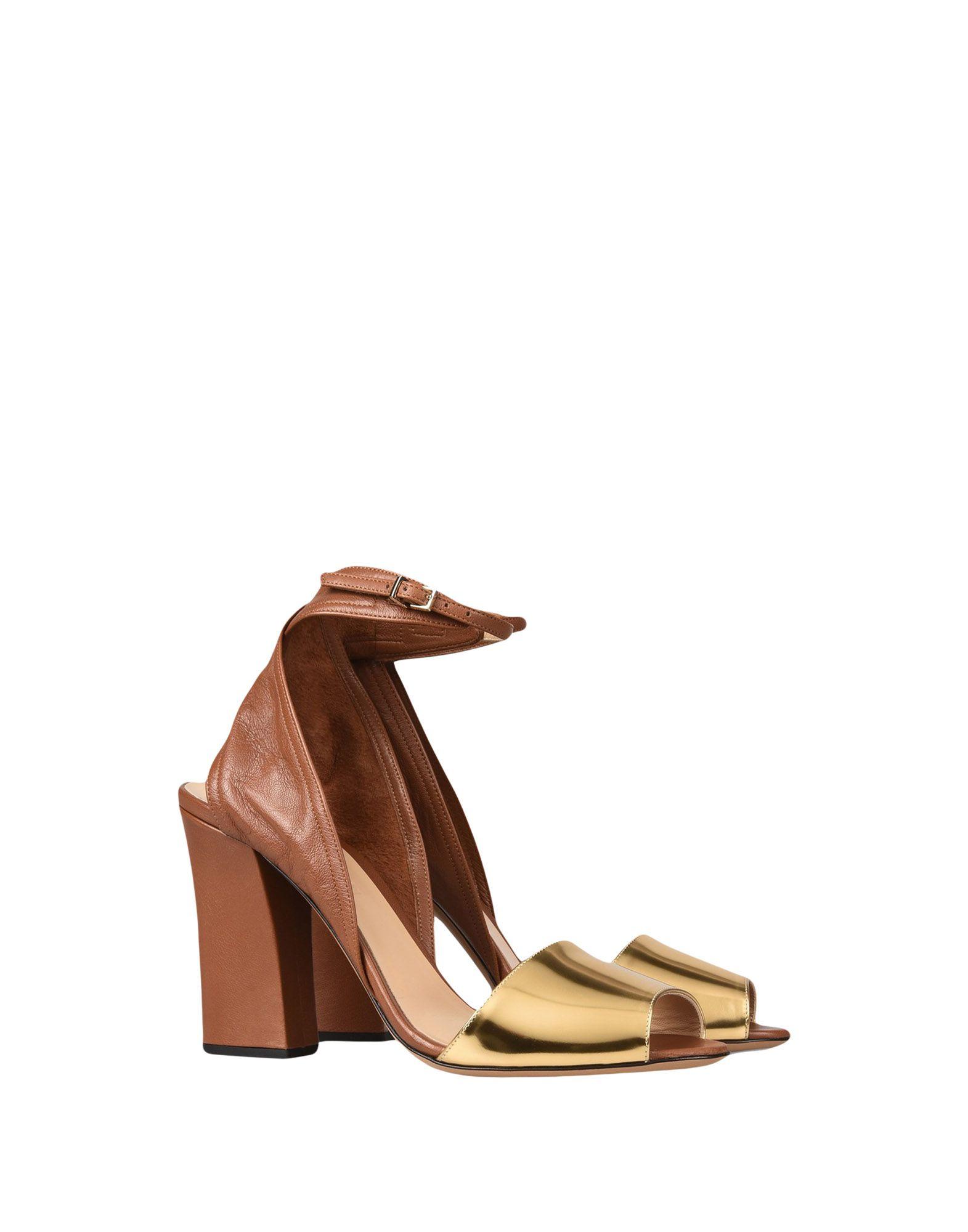 Stilvolle billige Schuhe Emporio Armani Sandalen Damen  11442762WB