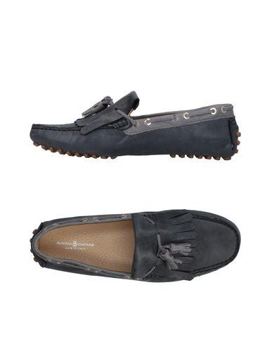 Zapatos con descuento Mocasín Manuela Dardozzi Hombre - Mocasines Manuela Dardozzi - 11442871XX Gris