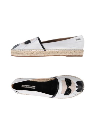 11a0f6dc66e KARL LAGERFELD Εσπαντρίγια - Παπούτσια | YOOX.COM