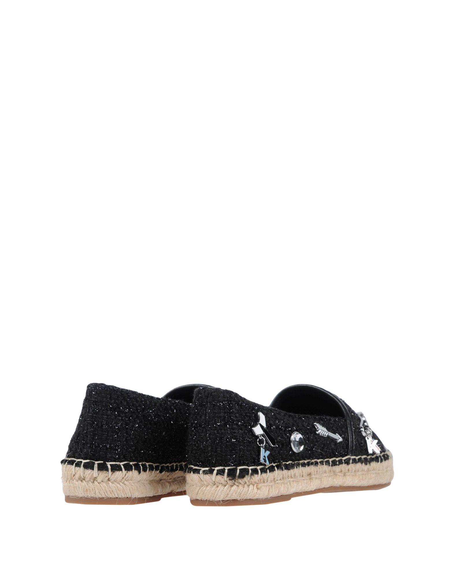 Karl Lagerfeld Kamini Souvenir Pin Slip On   On 11442918UD Heiße Schuhe dfd0c9
