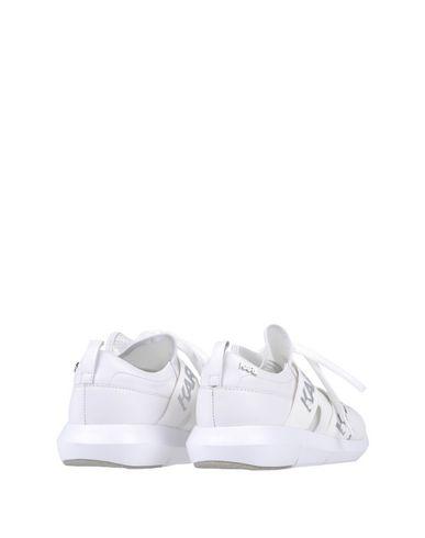 KARL LAGERFELD VITESSE Legere Strap Mesh Sneakers
