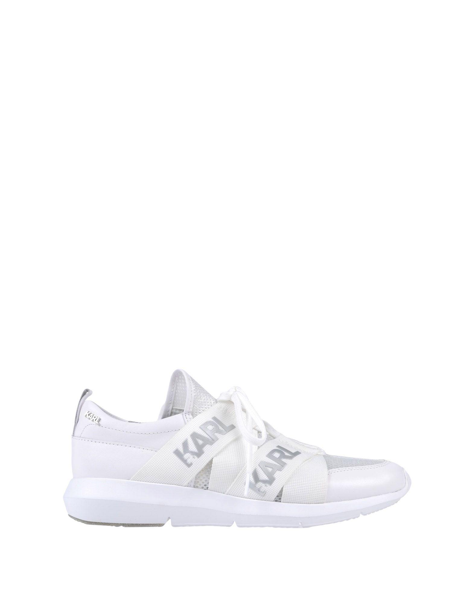 ... Sneakers Karl Lagerfeld Vitesse Legere Strap Mesh - Femme - Sneakers  Karl Lagerfeld sur ...