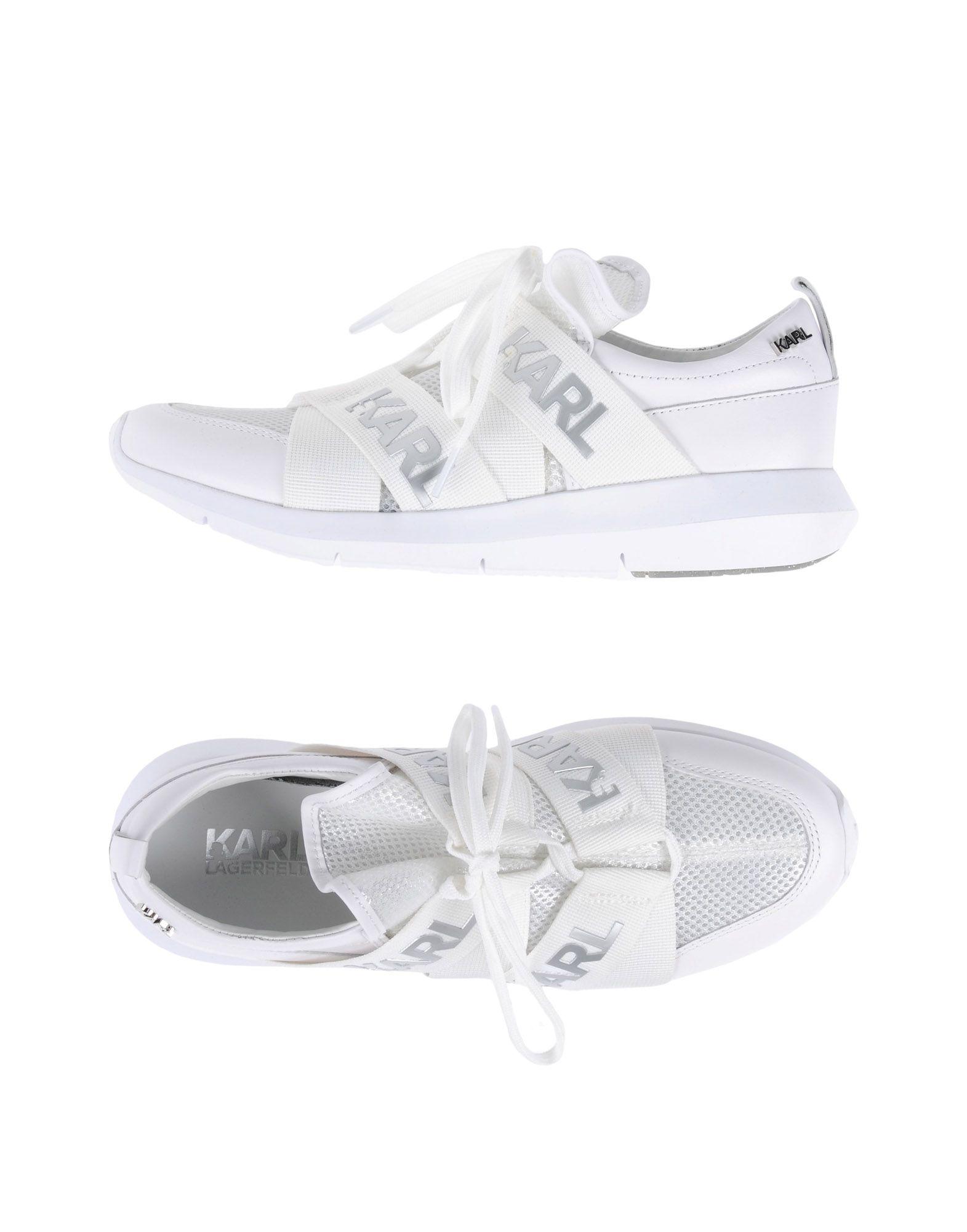 Sneakers Karl Lagerfeld Vitesse Legere Strap Mesh - Donna - 11442931KE