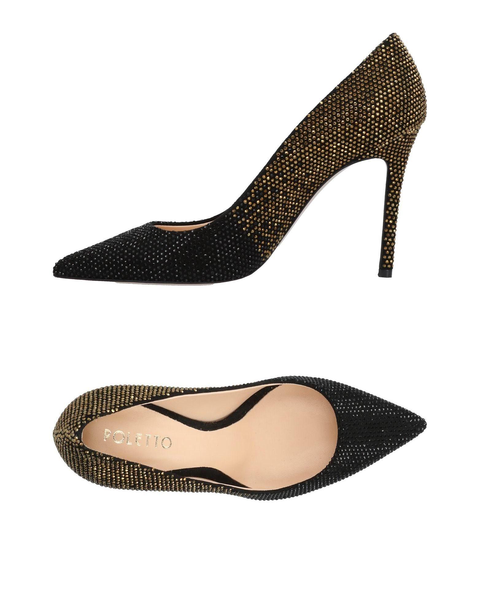 Poletto Pumps Damen  11443039VK Gute Qualität beliebte Schuhe
