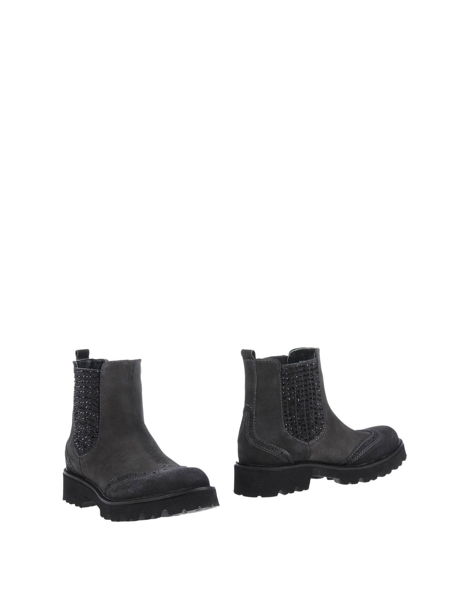 CARPE DIEM Ankle boot Steel grey Women