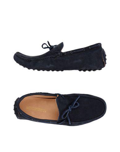 Zapatos con descuento Mocasín Leonardo Principi Hombre - Mocasines Leonardo Principi - 11443197IV Azul oscuro