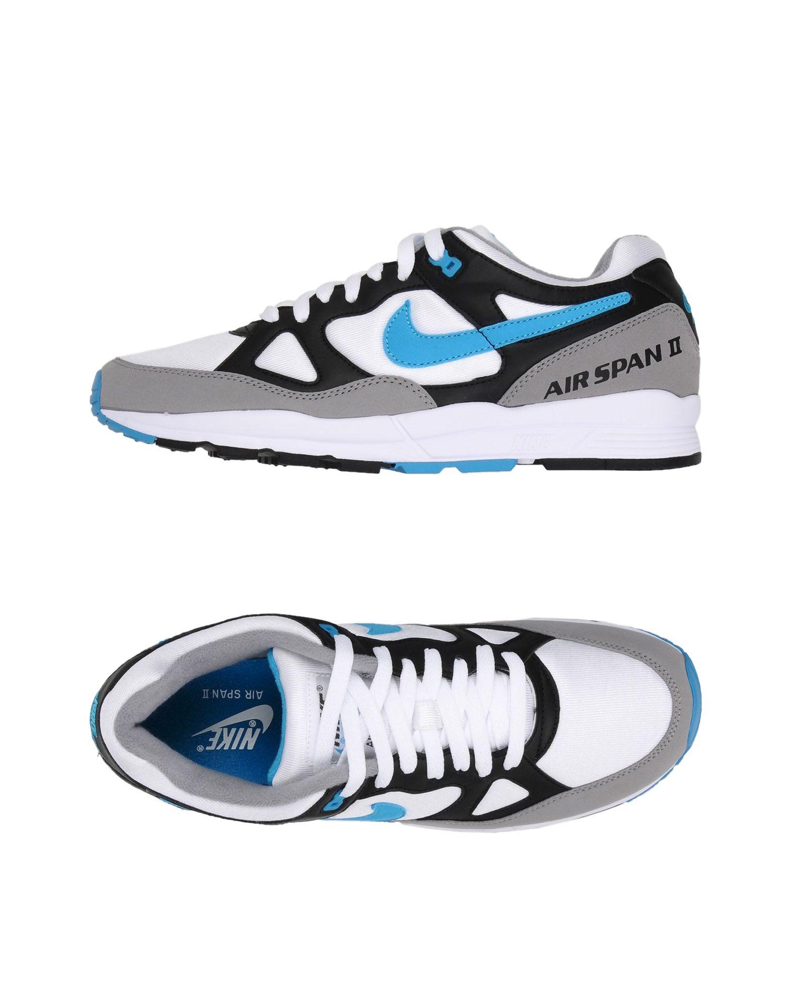 Rabatt echte Schuhe Nike  Air Span Ii  11443200PU
