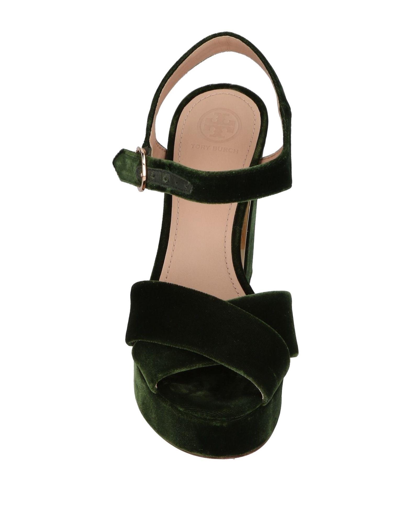 Tory Burch Sandalen Damen  11443220KOGut aussehende strapazierfähige Schuhe