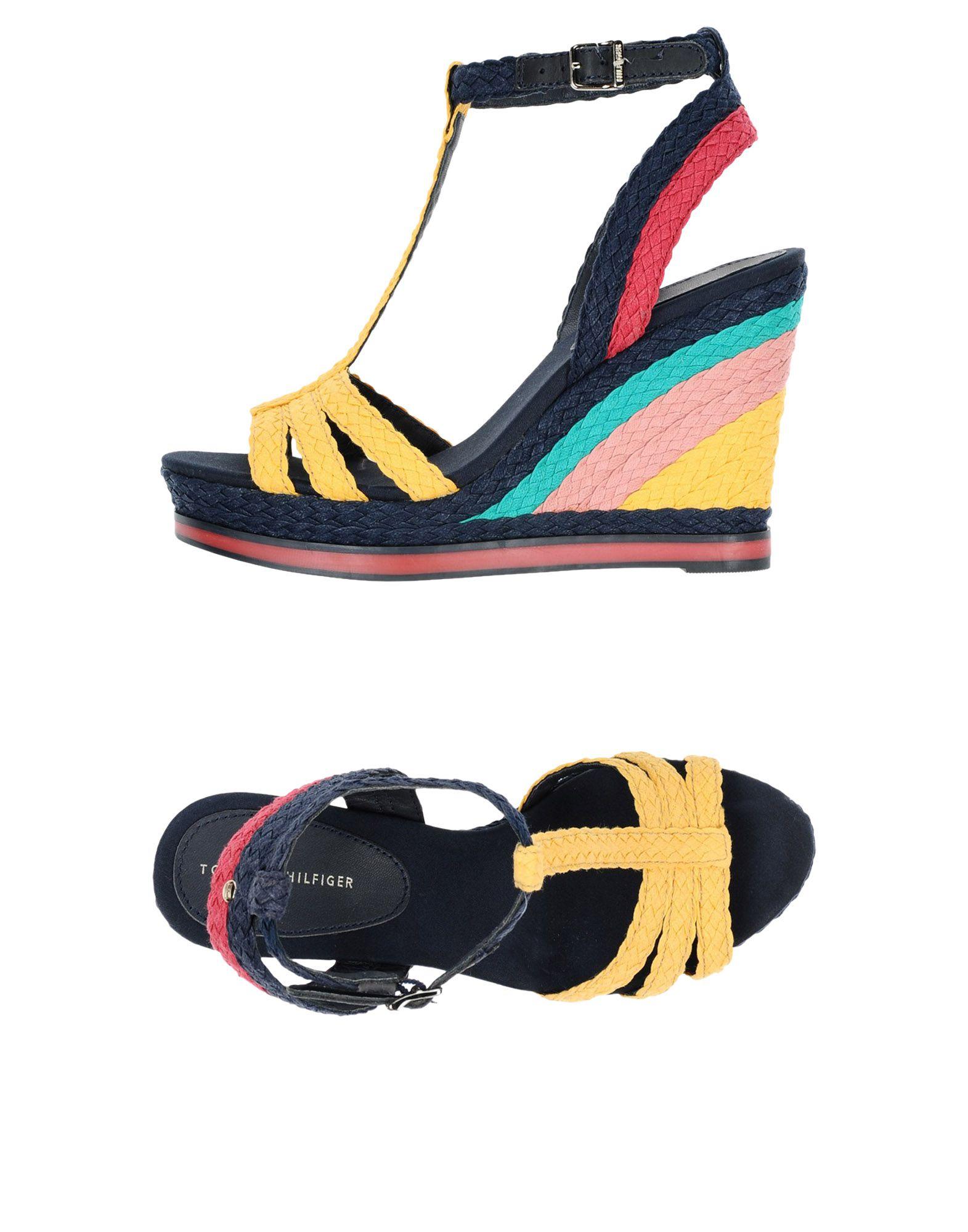 Tommy Hilfiger Sandalen Damen 11443256MN Gute Qualität Qualität Qualität beliebte Schuhe 9dd482
