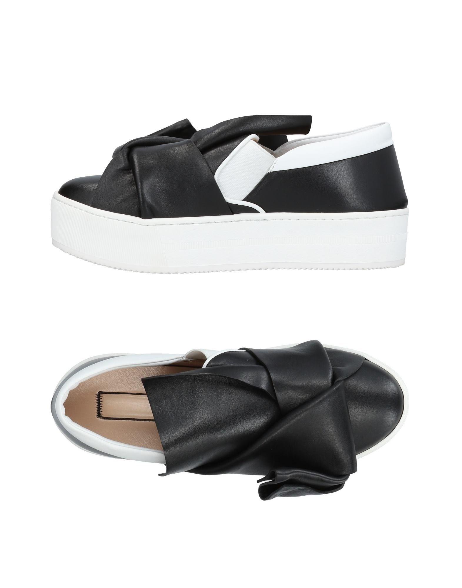 Nuevos zapatos para hombres y mujeres, N° descuento por tiempo limitado Zapatillas N° mujeres, 21 Mujer - Zapatillas N° 21  Negro 3aa9ce