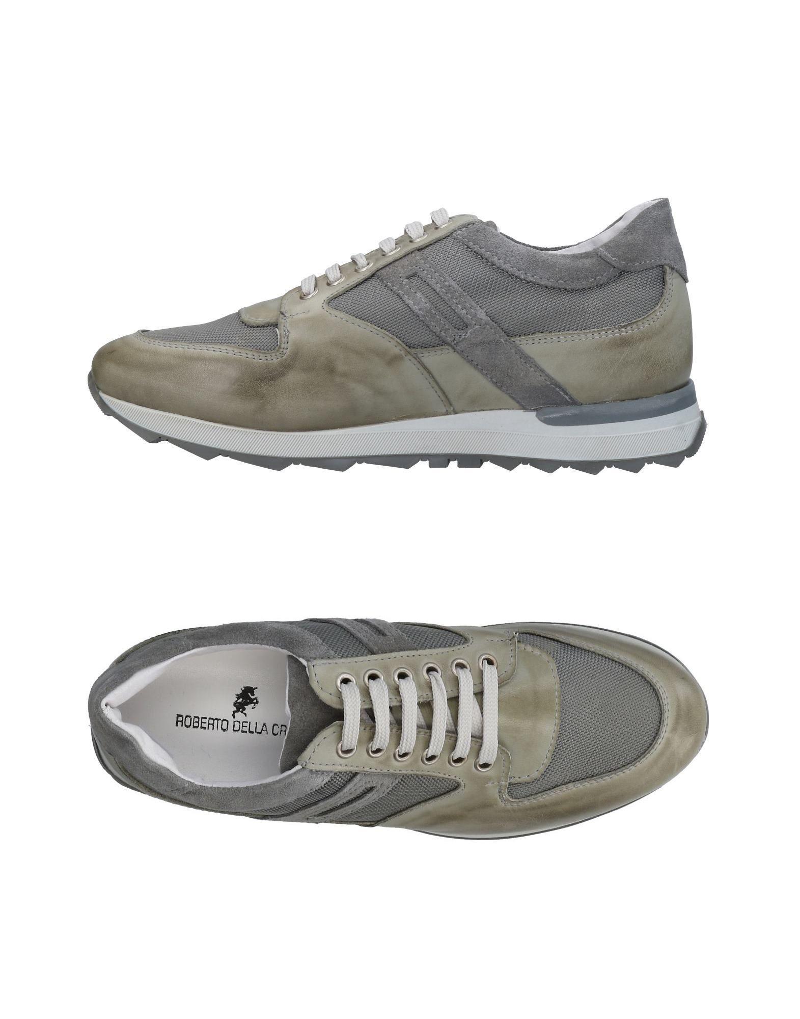 Roberto Della Croce Sneakers Herren  11443377LG Neue Schuhe
