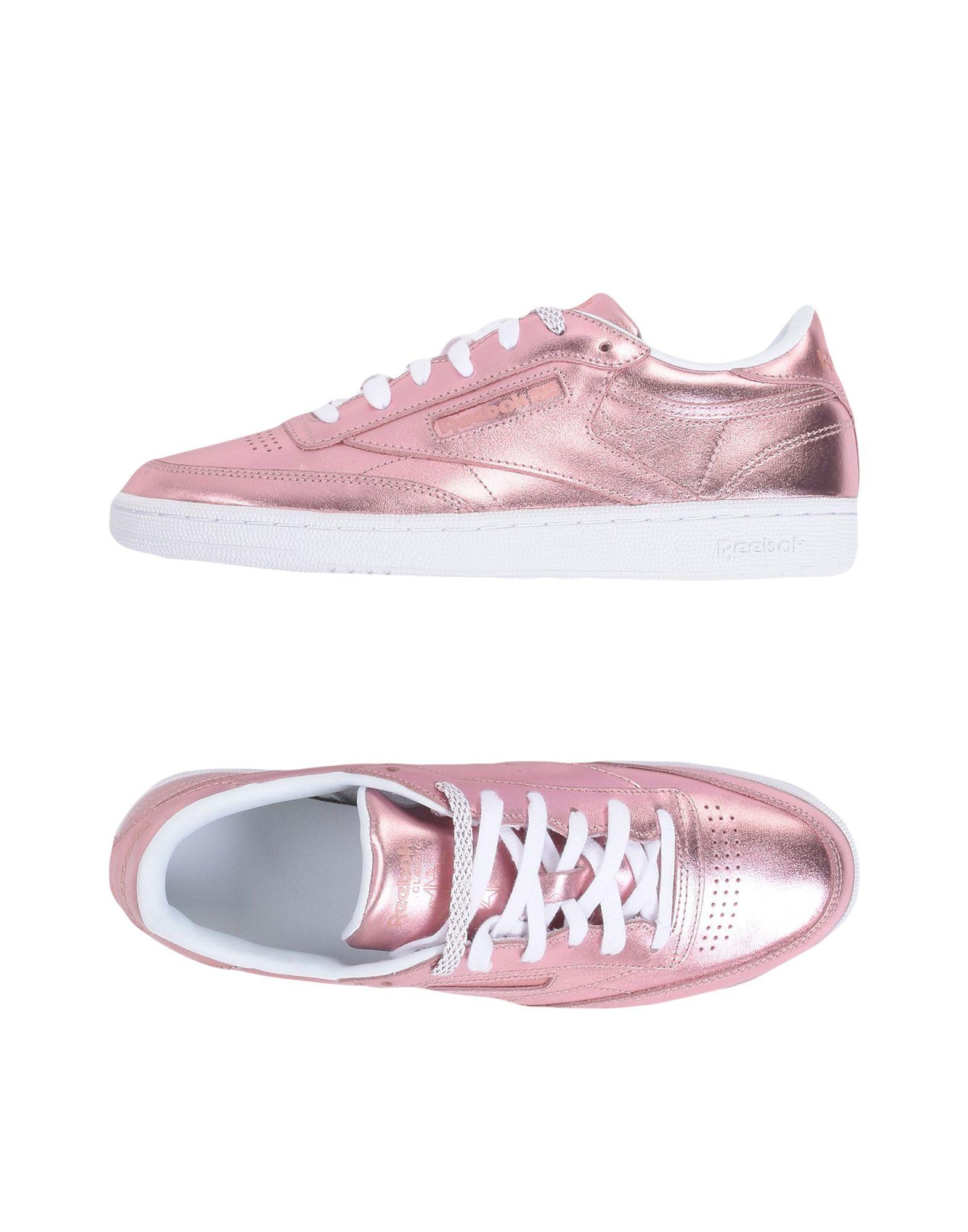 Reebok 11443388DL Club C 85 S Shine  11443388DL Reebok Gute Qualität beliebte Schuhe 09f3b0