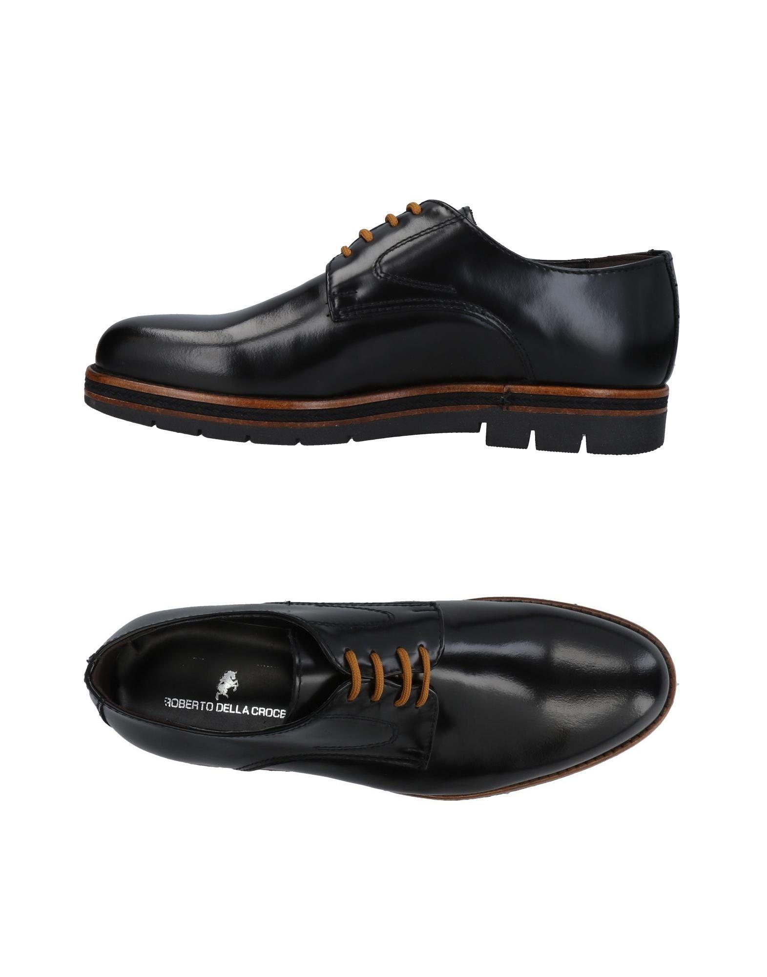 Roberto Della Croce Schnürschuhe Herren  11443413FW Neue Schuhe