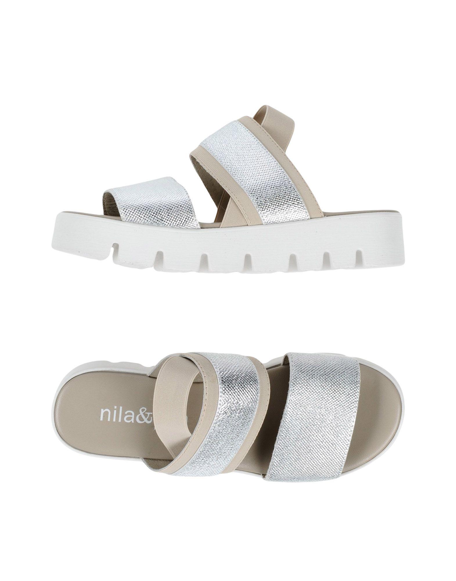 Nila & Nila Sandalen Damen  11443431LS Gute Qualität beliebte Schuhe