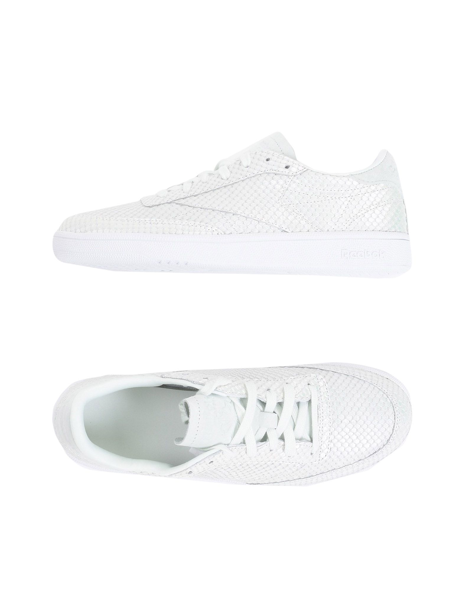 Sneakers Reebok Club C 85 11443468DK Textural - Donna - 11443468DK 85 748f02