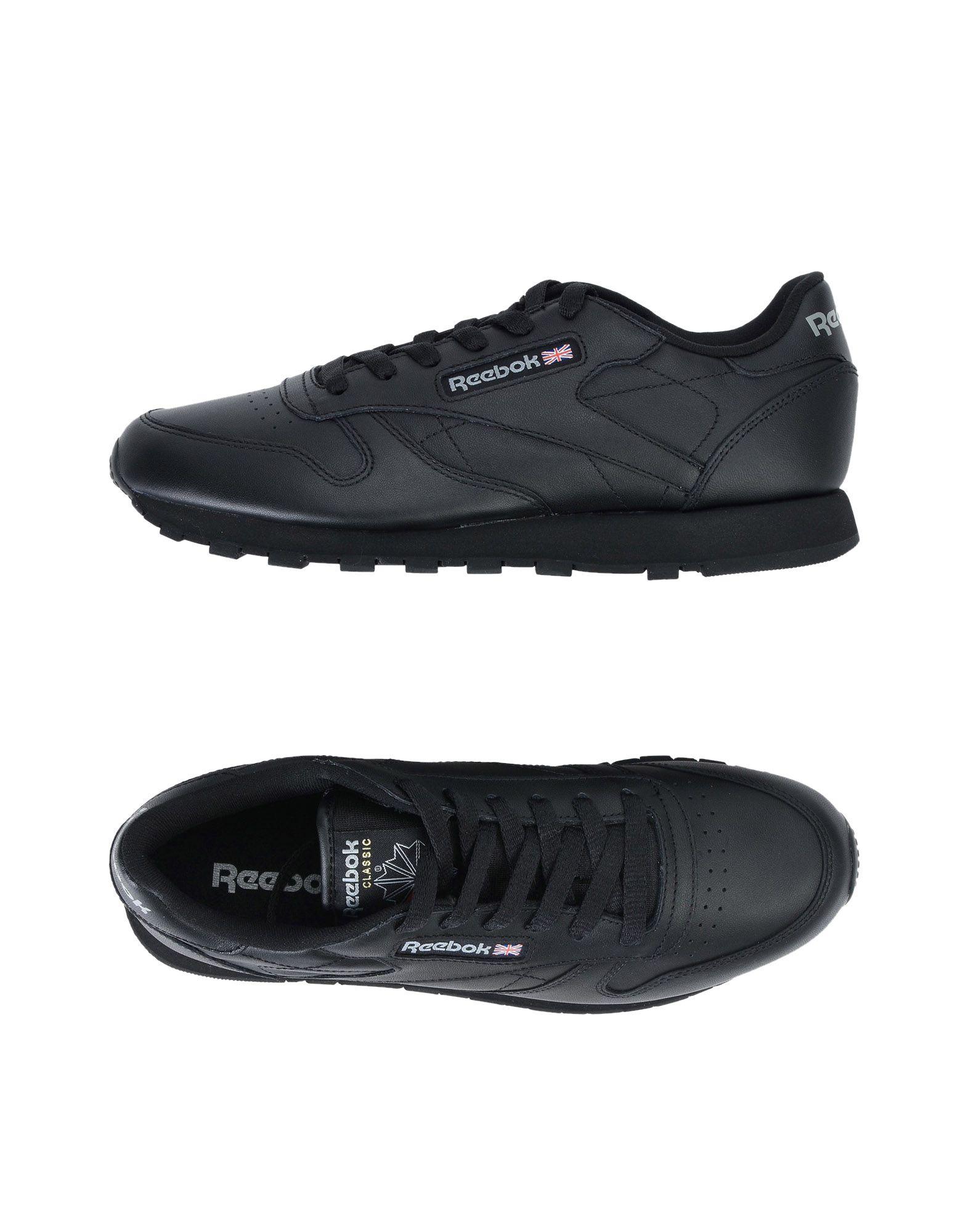 Sneakers Reebok Cl Lthr - Femme - Sneakers Reebok sur