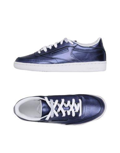 ffdd74c3a0b5 Sneakers Reebok Club C 85 S Shine - Femme - Sneakers Reebok sur YOOX ...