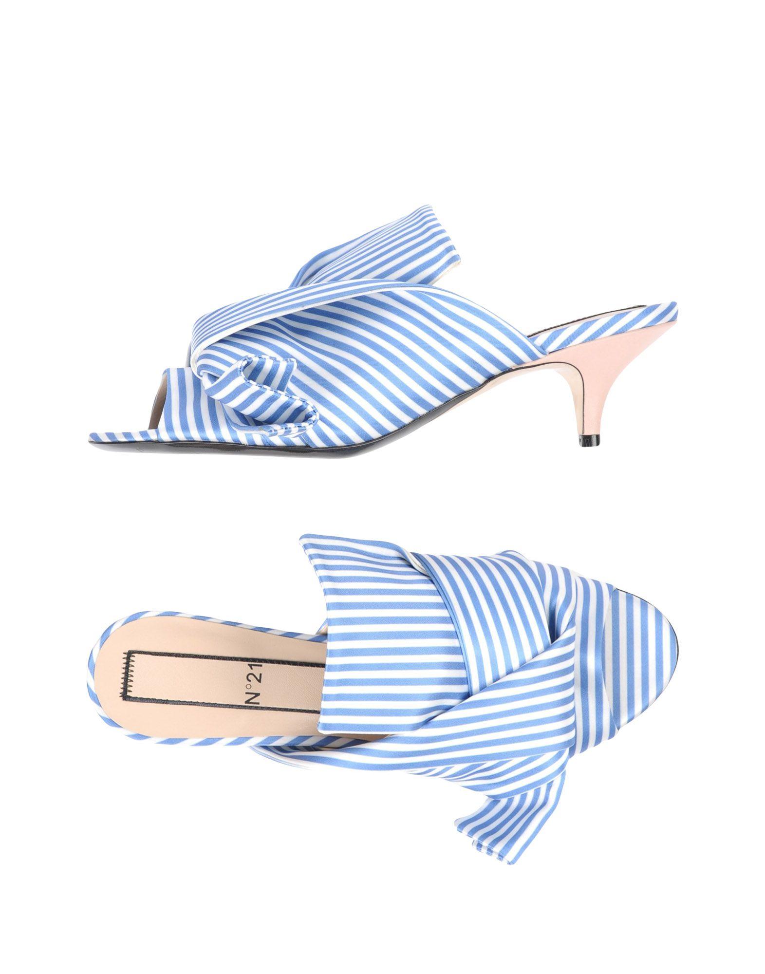 Stilvolle billige Schuhe N° 21 Sandalen Damen  11443572XF