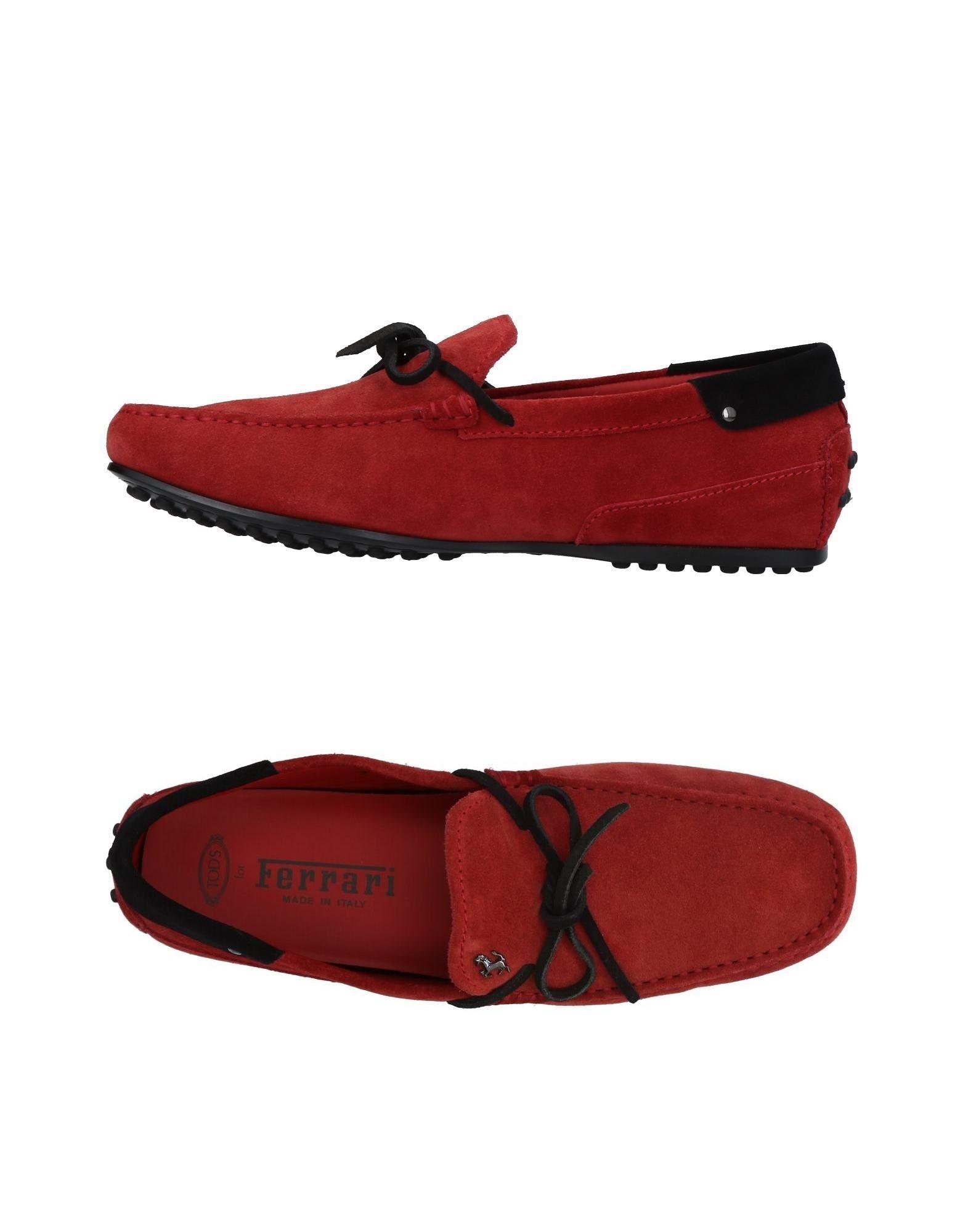 Mocassino Tod's For Ferrari Uomo - 11443681SM