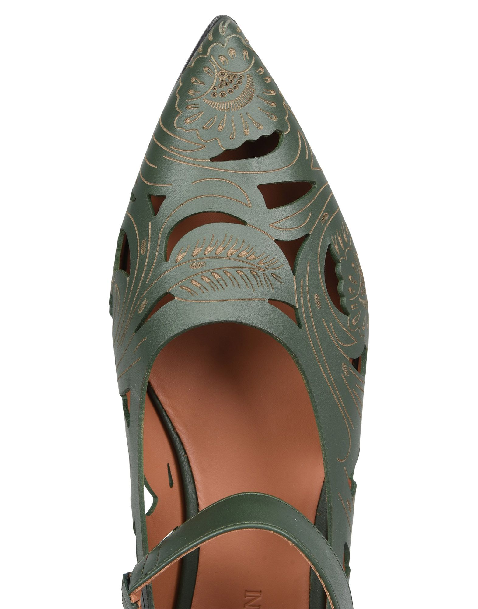 Emporio  Armani Ballerinas Damen  Emporio 11443759IL Neue Schuhe f69fd0