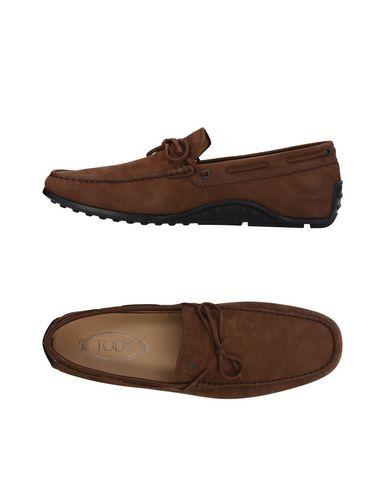 Zapatos con descuento Mocasín Tod's Hombre - Mocasines Tod's - 11443766OE Azul marino