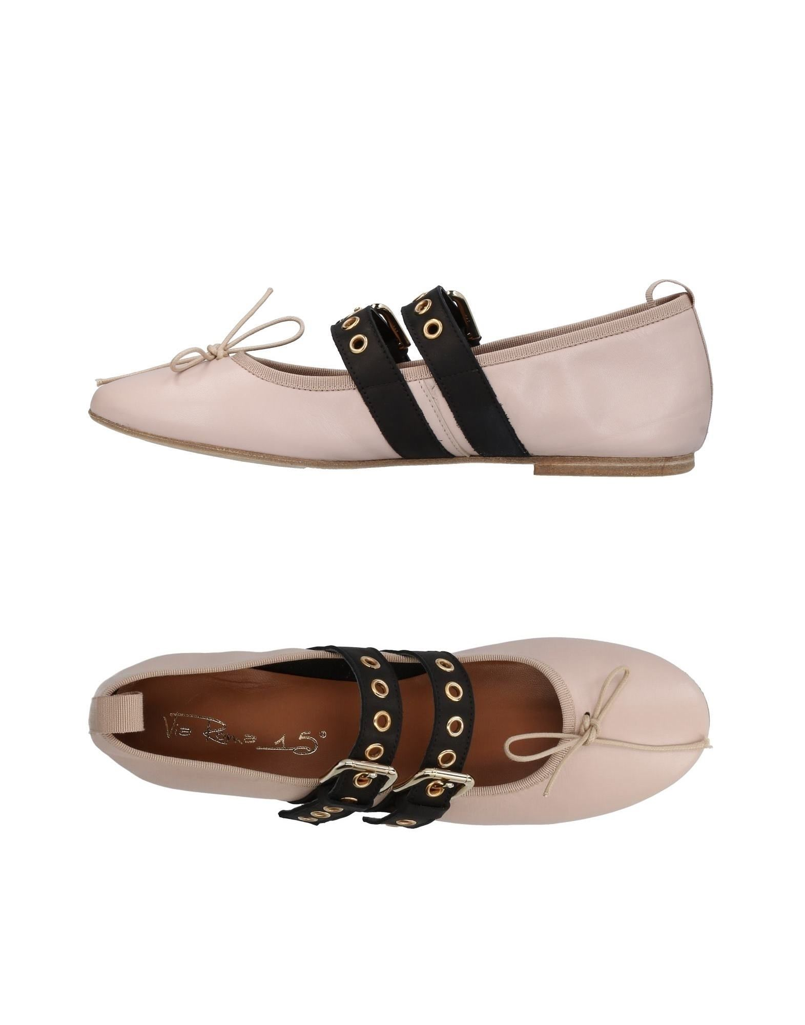 Gut um billige Schuhe zu tragenVia Roma 15 Ballerinas Damen  11443912PI
