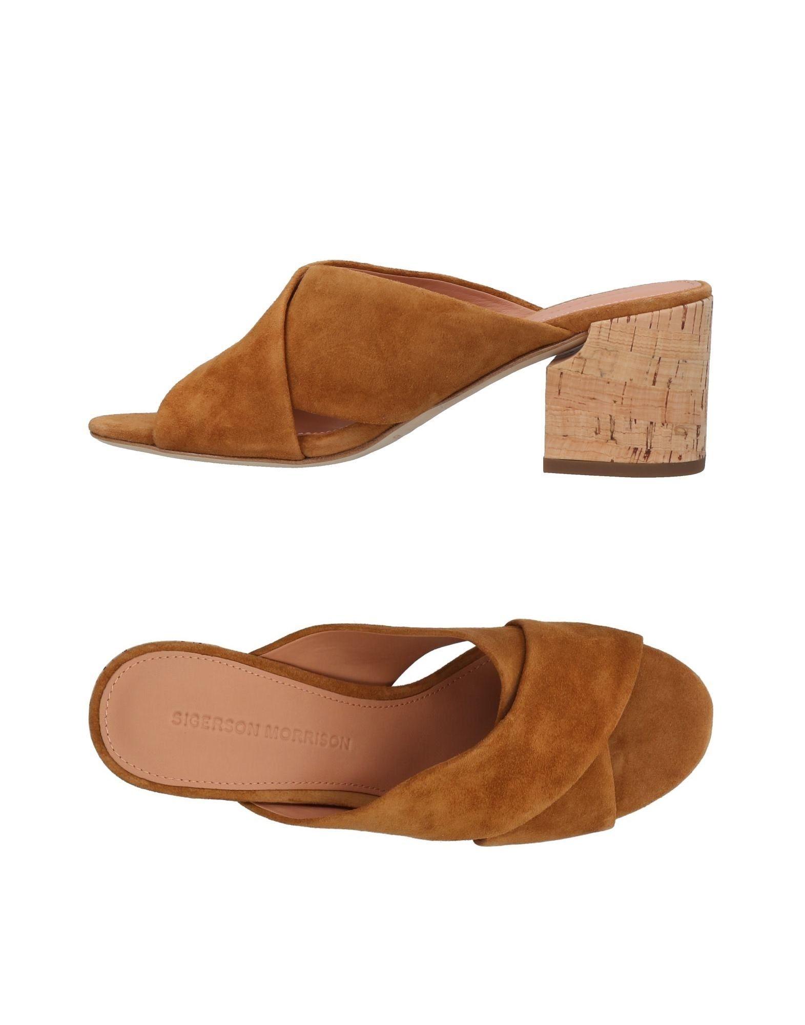 Gut um billige Schuhe zu tragenSigerson Morrison Sandalen Sandalen Morrison Damen  11443941KR 0ebcd2