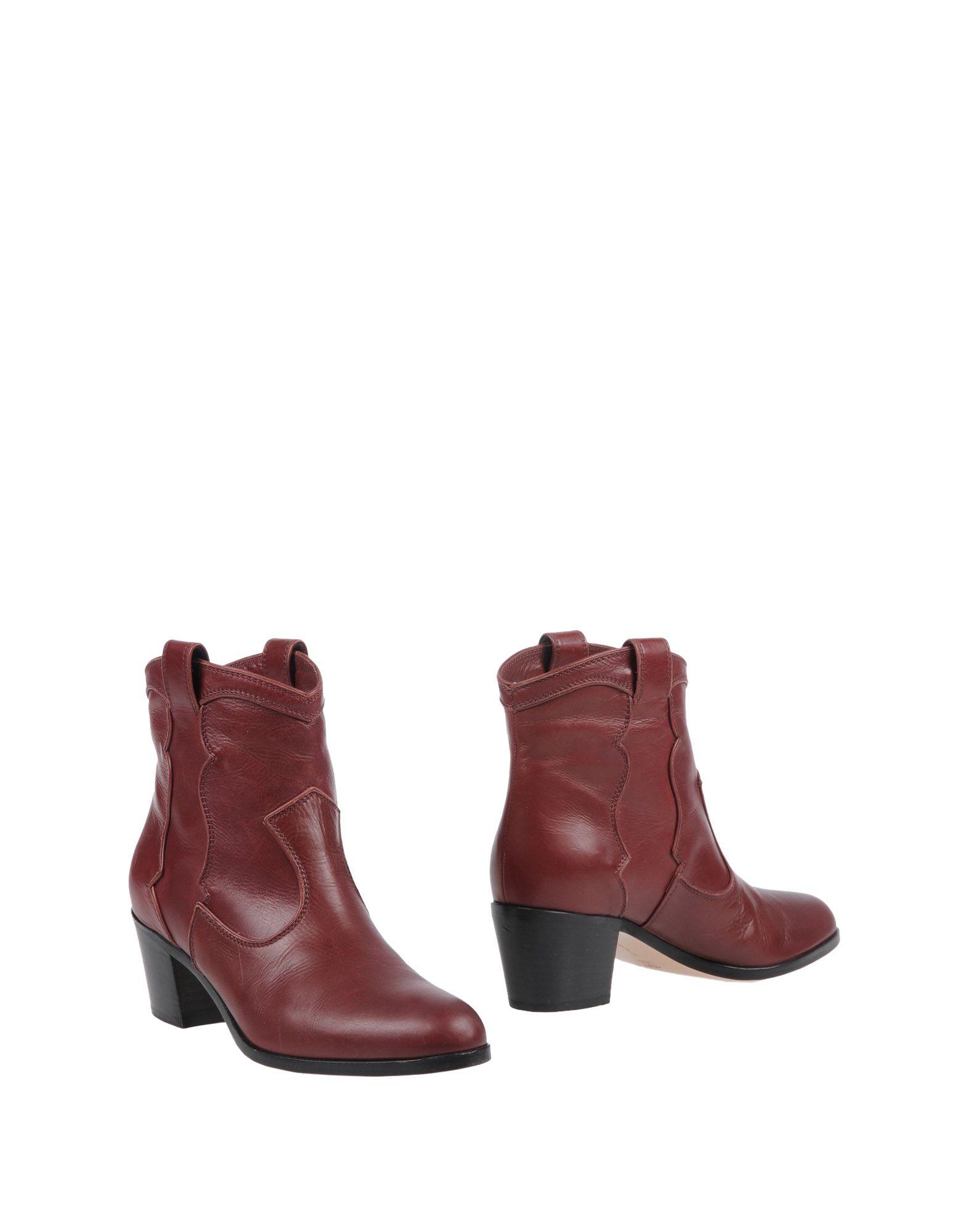 Gut um billige Schuhe zu tragenGianvito Rossi Stiefelette Damen  11444046LK