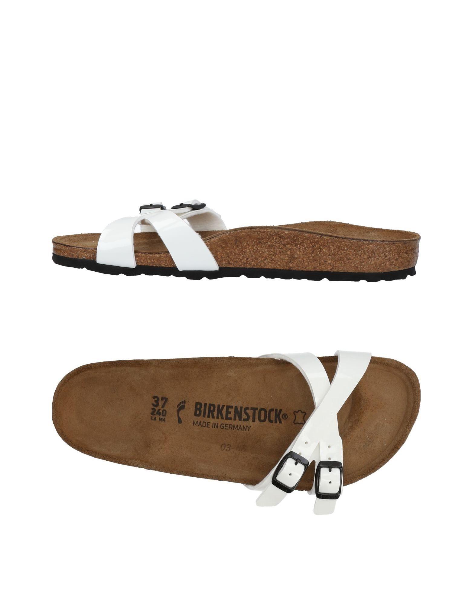 Günstige und modische Schuhe Birkenstock Sandalen Damen  11444105SN
