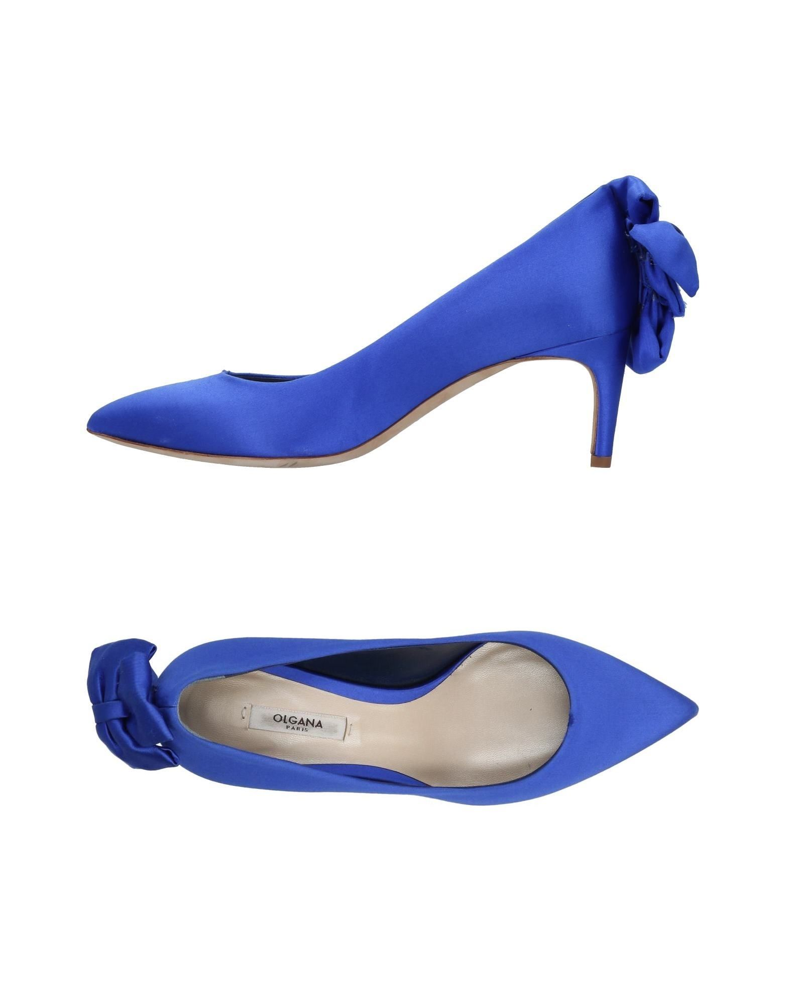 Stilvolle billige Damen Schuhe Olgana Paris Pumps Damen billige  11444153AK 25b54a