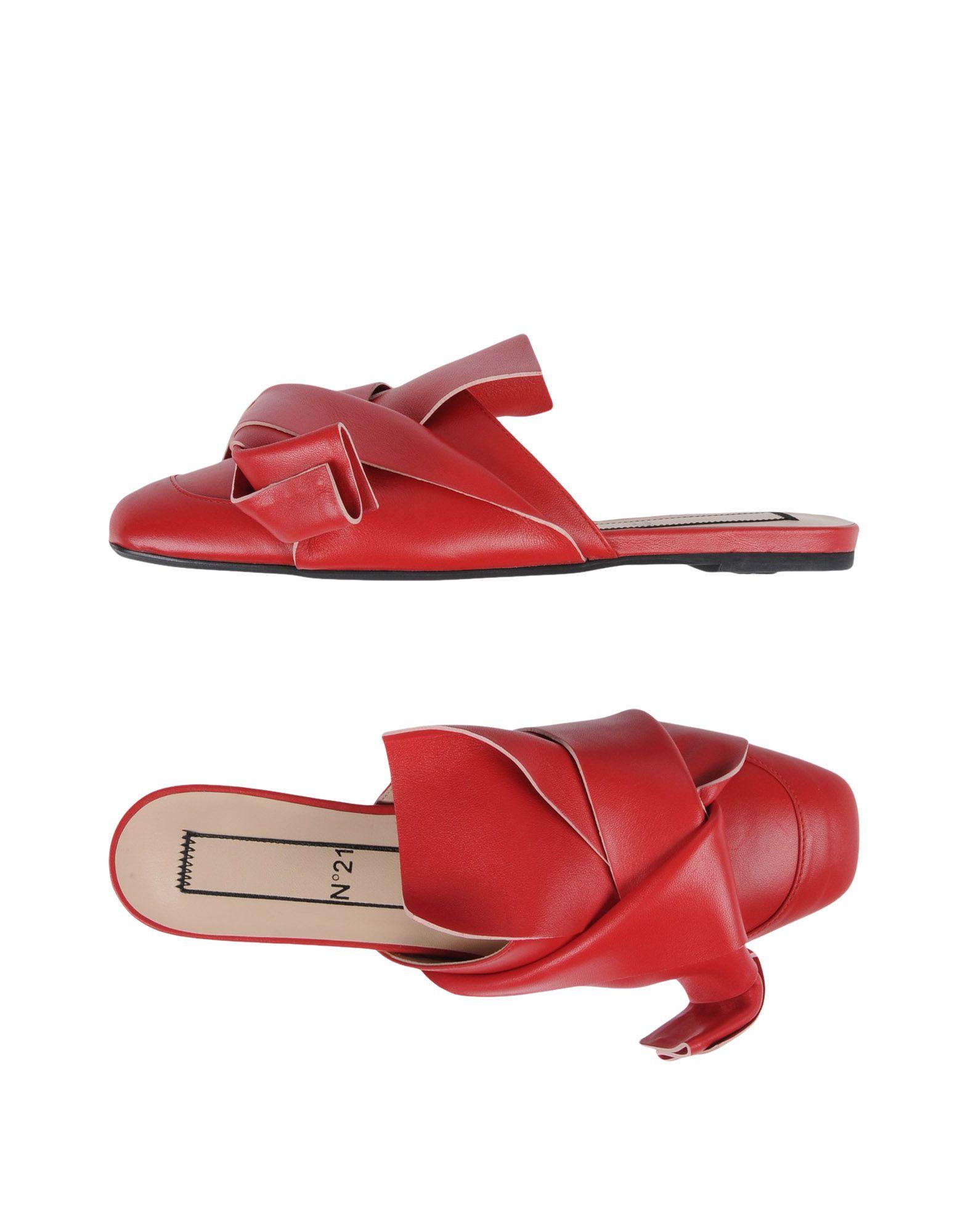 N° 21 Beliebte Pantoletten Damen  11444183OO Beliebte 21 Schuhe 2e7d8a