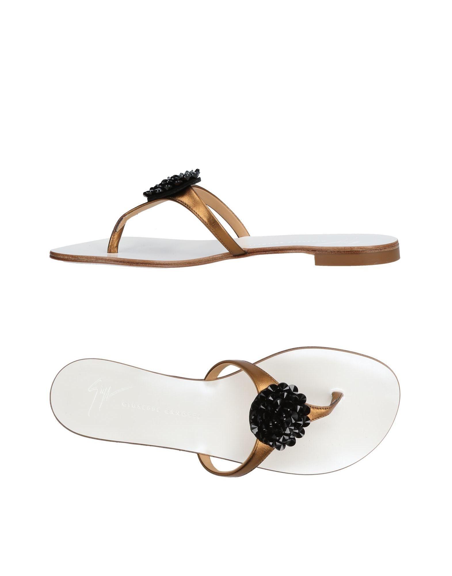 Gut um billige Schuhe zu tragenGiuseppe Zanotti Dianetten Damen  11444263KU
