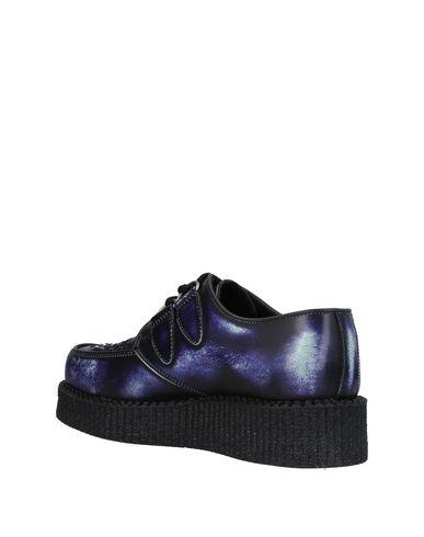 Chaussures Violet Underground Lacets Underground Chaussures À q0naE8