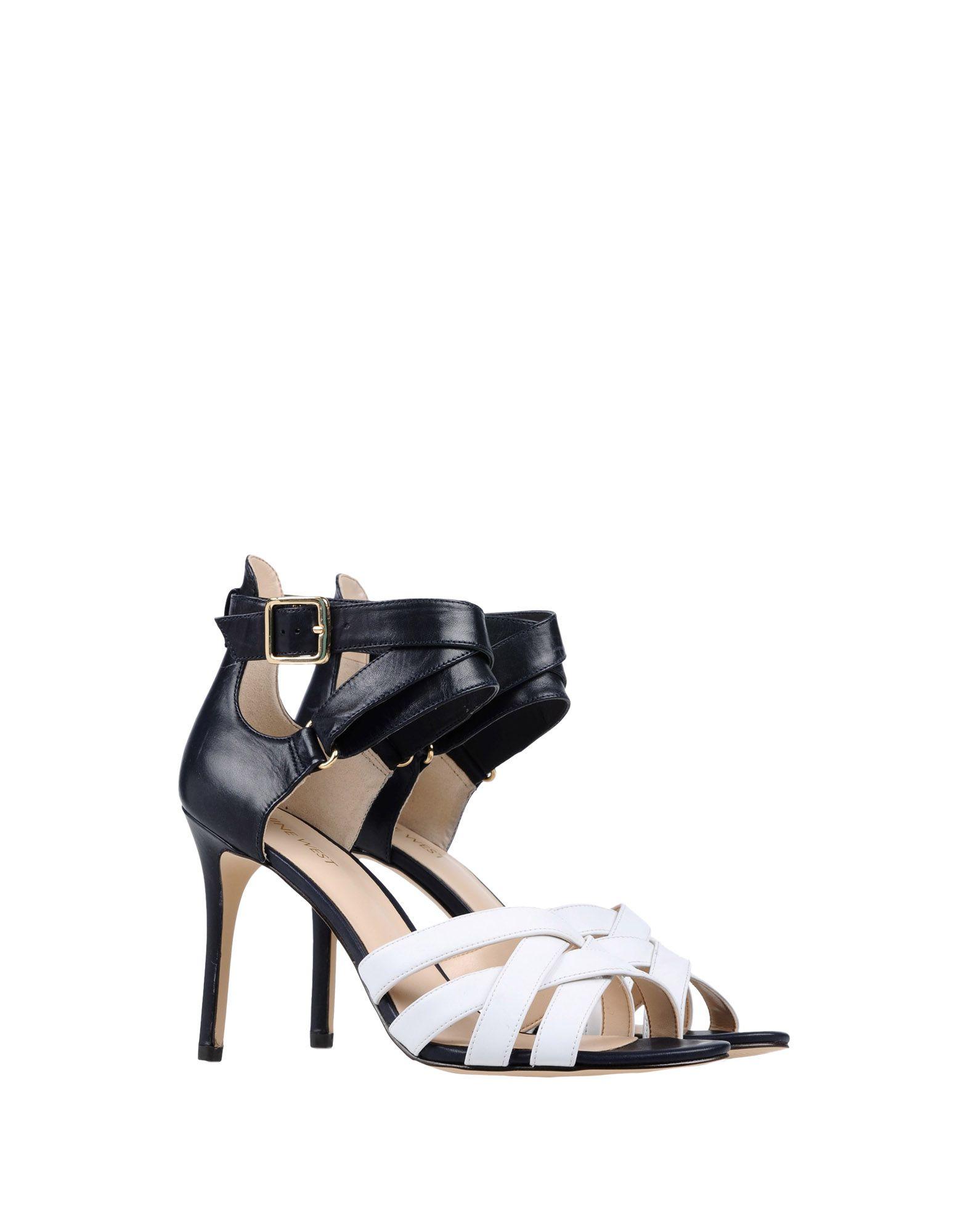 Nine 11444370BR West Sandalen Damen  11444370BR Nine Gute Qualität beliebte Schuhe 608ef9