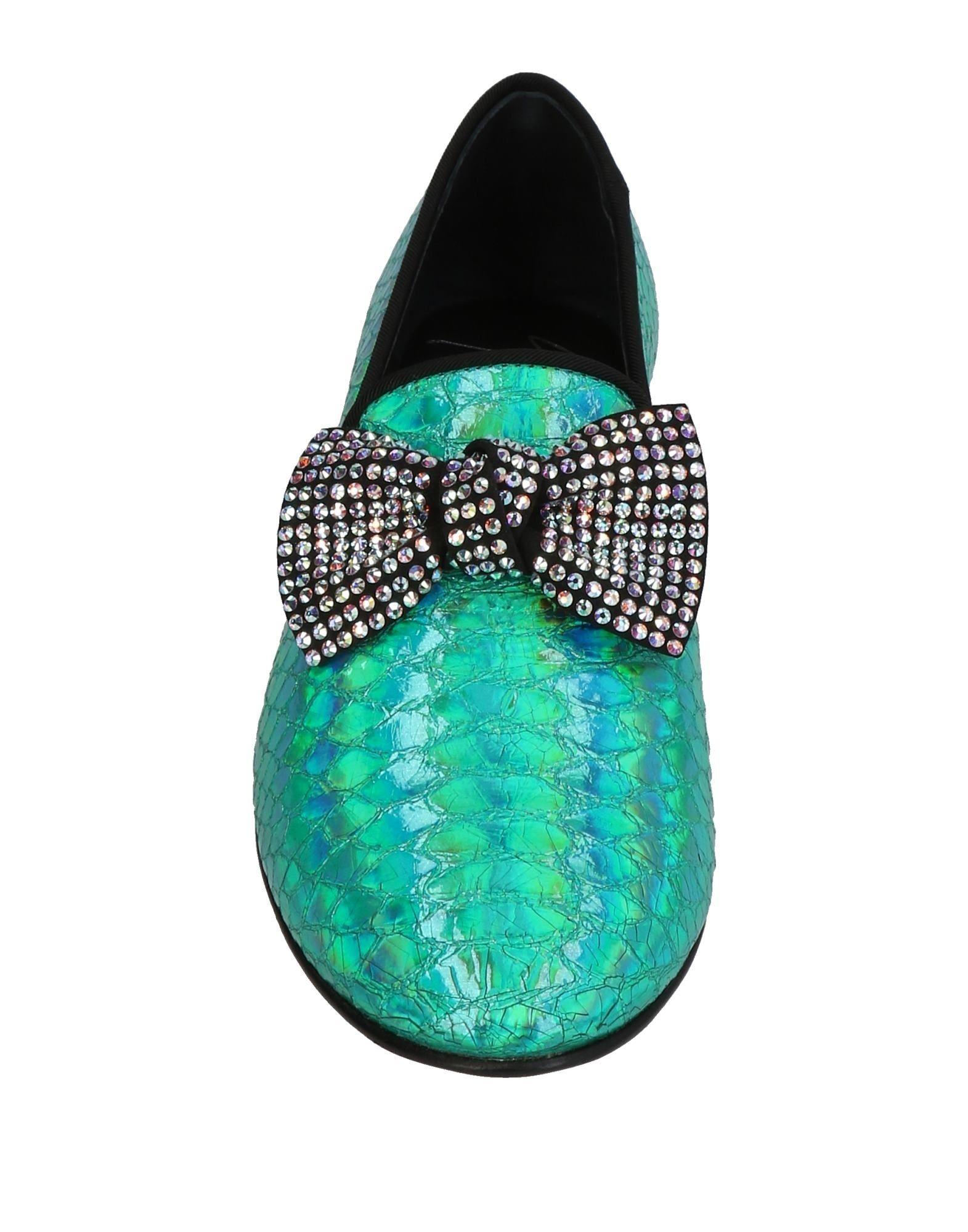 Giuseppe 11444372LEGut Zanotti Mokassins Damen  11444372LEGut Giuseppe aussehende strapazierfähige Schuhe 6f1fa5